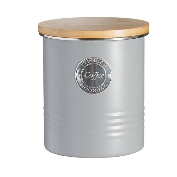 Typhoon Living Grey Coffee Storage