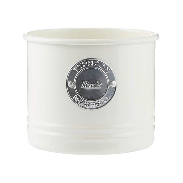 Typhoon Living Herb Planter Cream