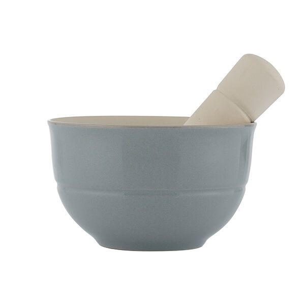 Typhoon World Foods Pestle & Mortar Blue