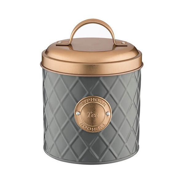 Typhoon Copper Lid Tea Storage