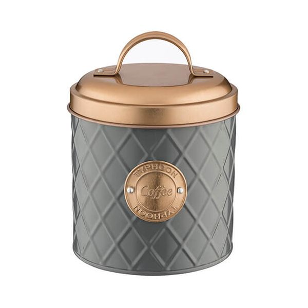 Typhoon Copper Lid Coffee Storage