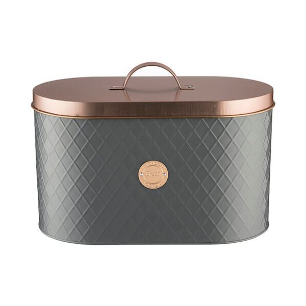 Typhoon Copper Lid Bread Bin
