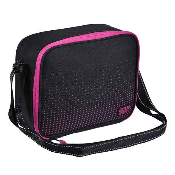 Polar Gear Active Munich Cool Bag Optic Dot Berry