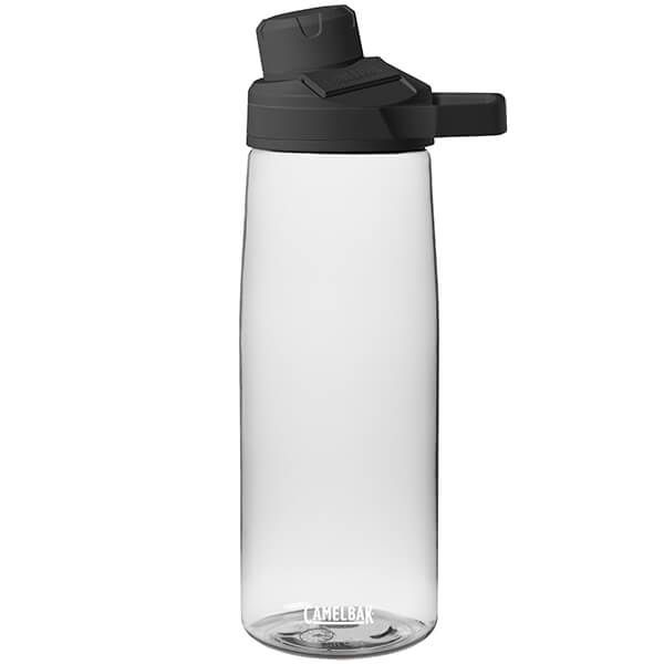 CamelBak 750ml Chute Mag Clear Water Bottle