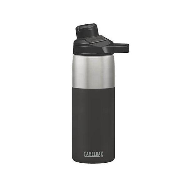 CamelBak 600ml Chute Mag Jet Black Vacuum Insulated Water Bottle