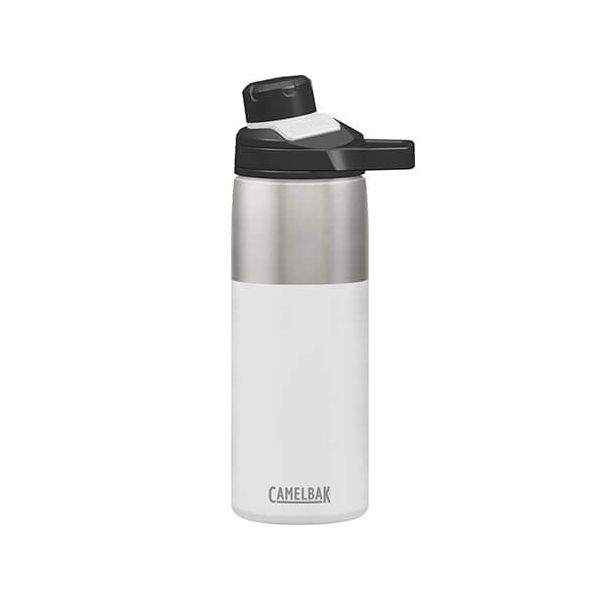 CamelBak 600ml Chute Mag White Vacuum Insulated Water Bottle