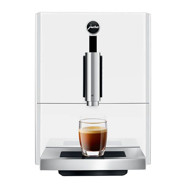 Jura A1 Piano White Automatic Coffee Machine