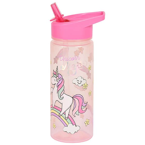 Polar Gear Unicorn Rainbow 500ml Tritan Drinks Bottle
