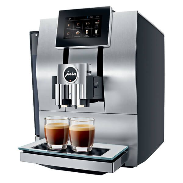 Jura Z8 Aluminium Automatic Coffee Machine