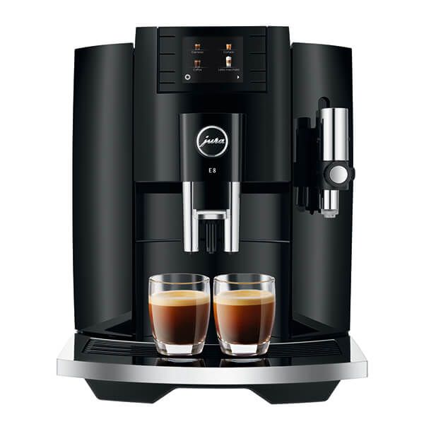 Jura E8 Black Coffee Machine