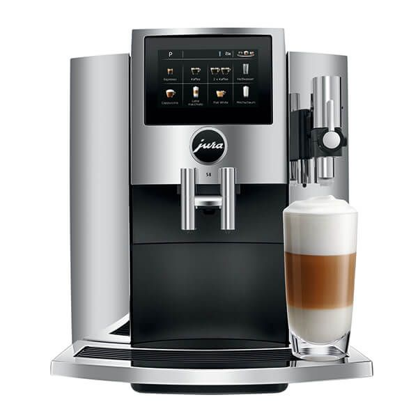 Jura S8 Chrome Coffee Machine