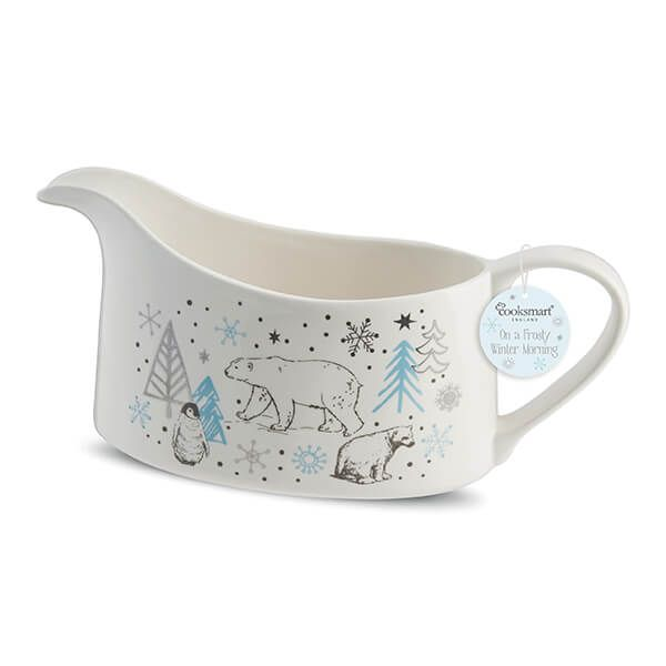 Cooksmart Frosty Morning Gravy Boat