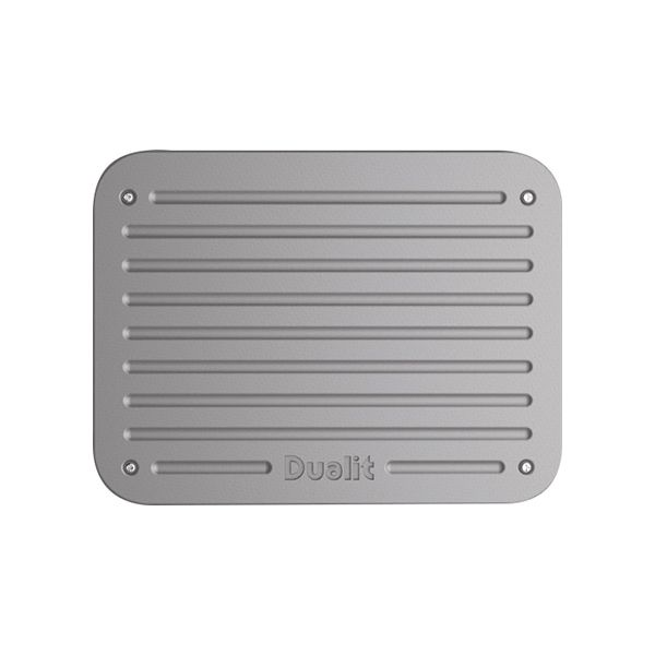 Dualit Architect Toaster Panel Pack Metallic Silver