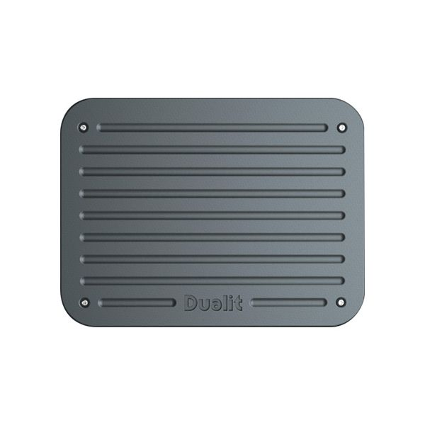Dualit Architect Toaster Panel Pack Metallic Charcoal