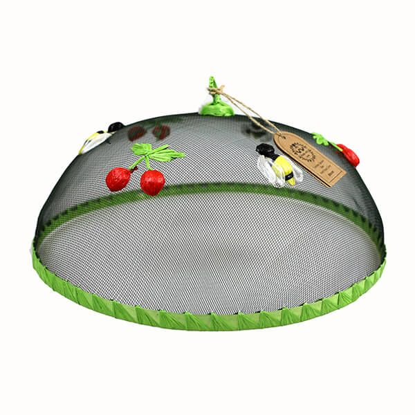 Dexam Summer Garden Bee Mesh Food Cover