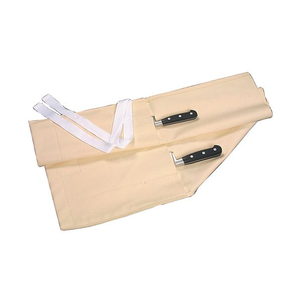 Dexam Rushbrookes Knife Roll / Wallet Ivory