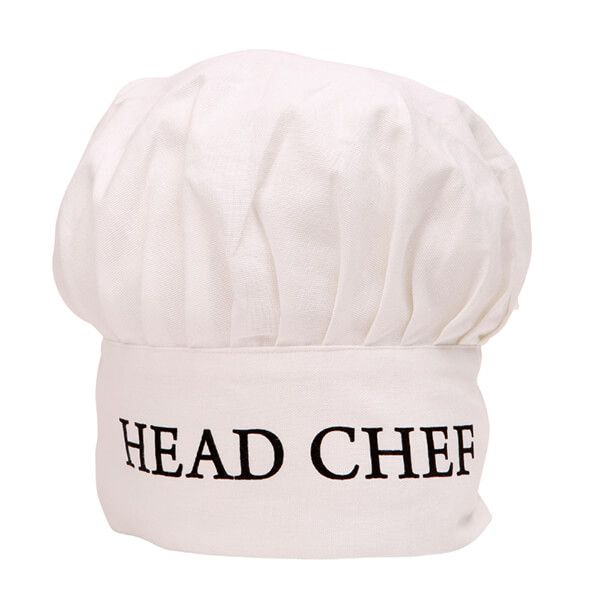 Dexam 'Head Chef' Chef's Hat