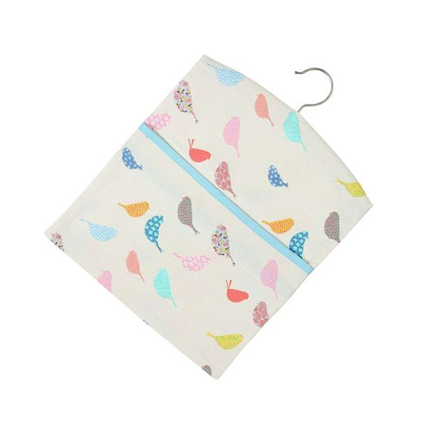 Dexam Vintage Little Birds Peg Bag