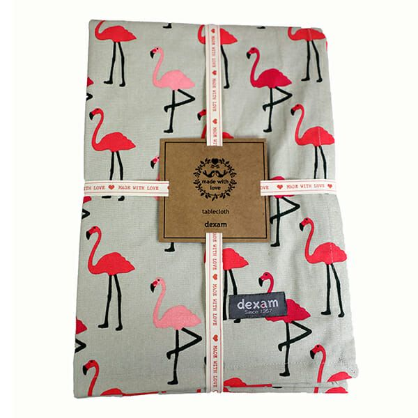 Dexam Flamingo Tablecloth 135 x 180cm