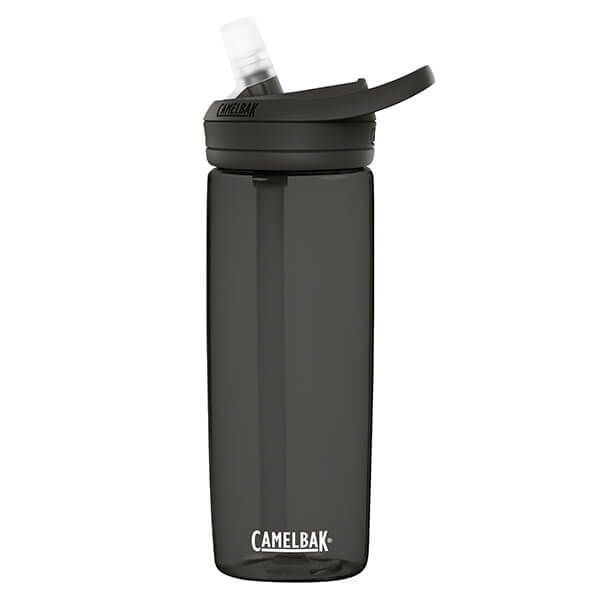 CamelBak 600ml Eddy Charcoal Water Bottle