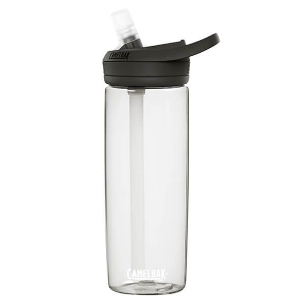 CamelBak 600ml Eddy Clear Water Bottle