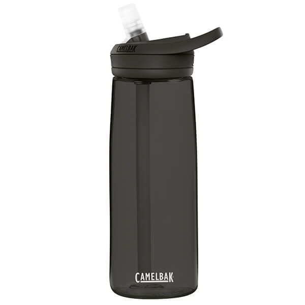 CamelBak 750ml Eddy Charcoal Water Bottle