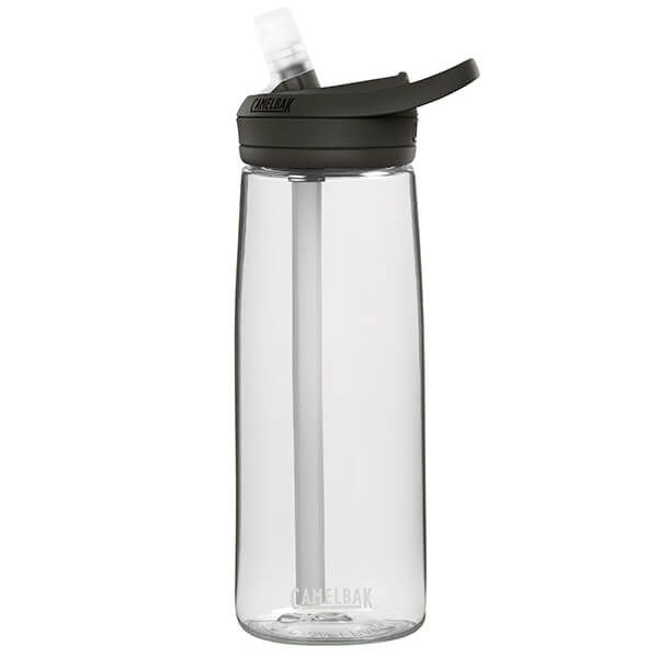 CamelBak 750ml Eddy Clear Water Bottle