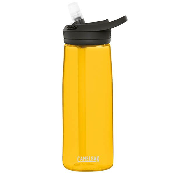 CamelBak 750ml Eddy Yellow Water Bottle