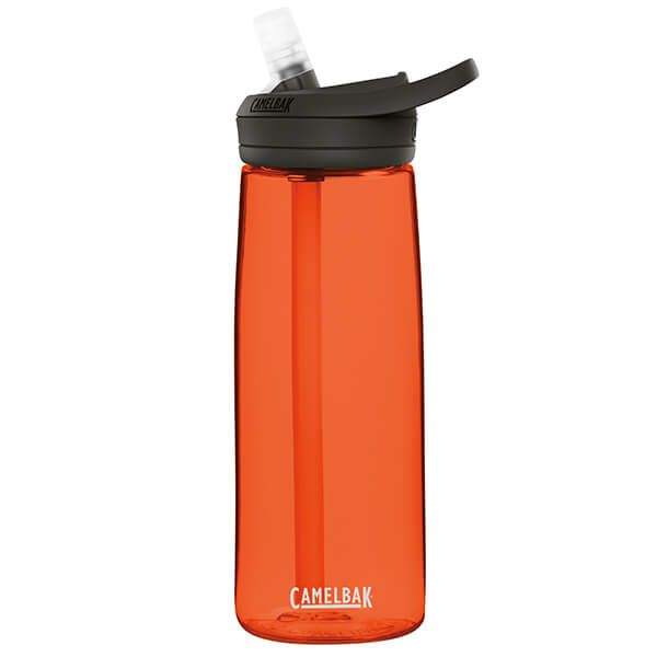 CamelBak 750ml Eddy Lava Water Bottle