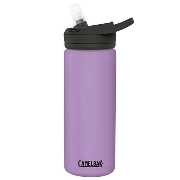 CamelBak 600ml Eddy Insulated Stainless Steel Dusty Lavender Water Bottle