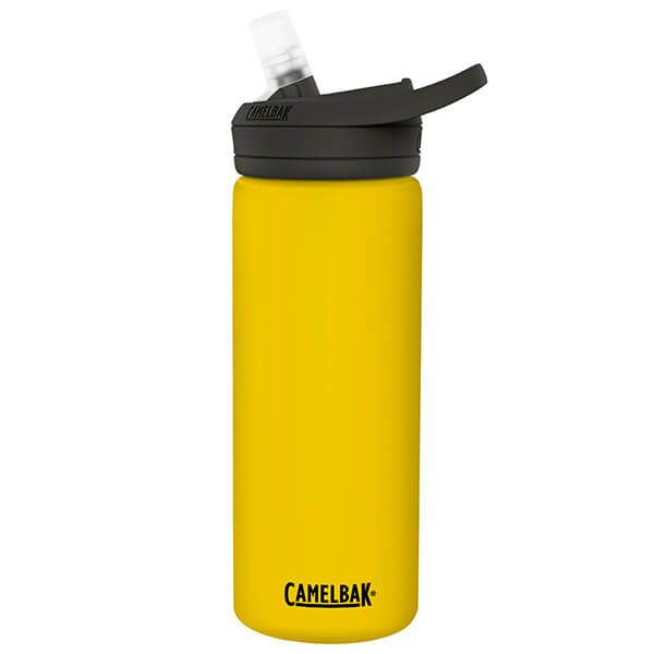 CamelBak 600ml Eddy Insulated Stainless Steel Yellow Water Bottle