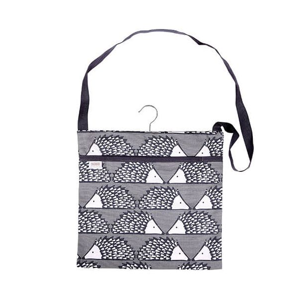 Scion Living Spike Wipe Clean Grey Peg Bag