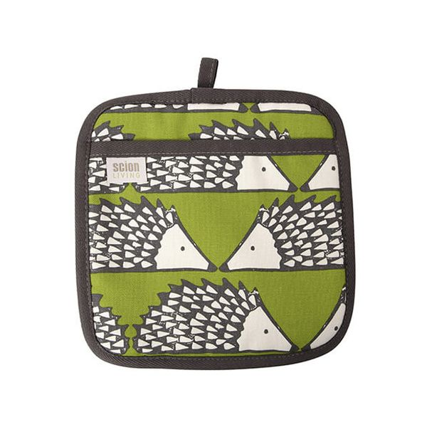 Scion Living Spike Green Pot Holder