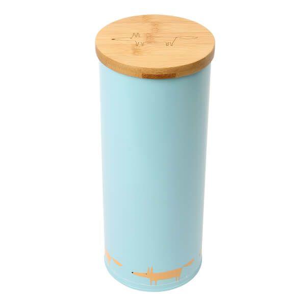Scion Living Mr Fox Spaghetti Storage Jar Blue