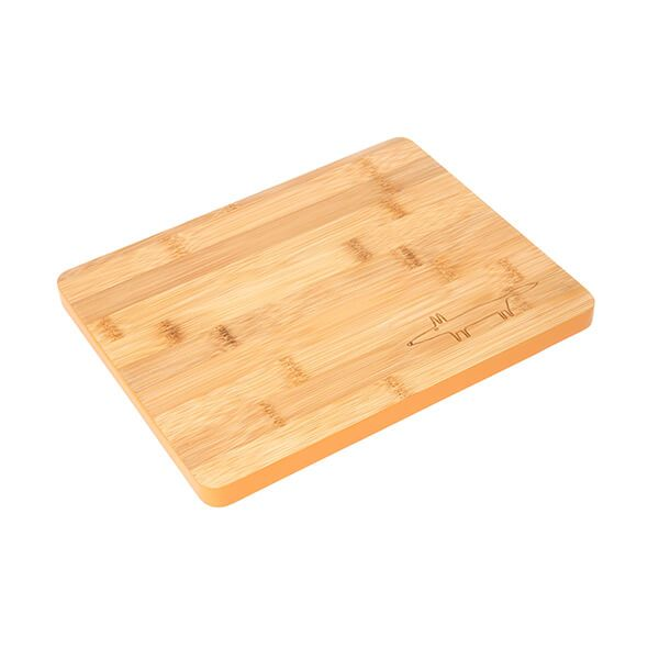 Scion Living Mr Fox Bamboo Small Chopping Board