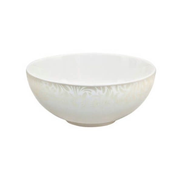 Denby Monsoon Lucille Gold Dessert Bowl