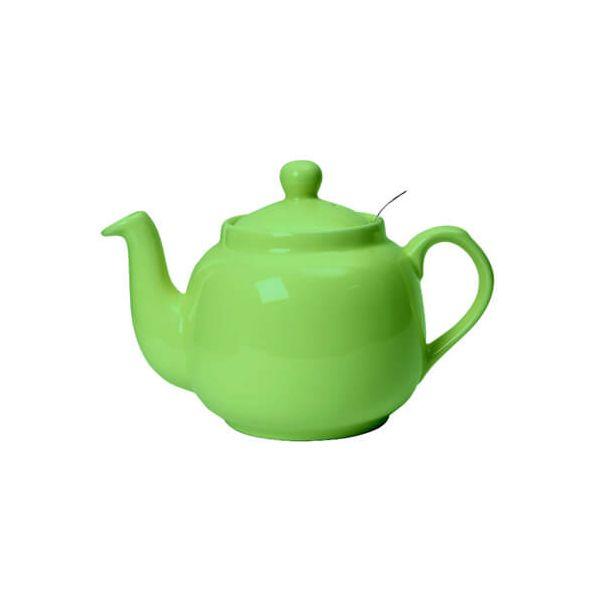 London Pottery 2 Cup Farmhouse Filter Teapot Greenery