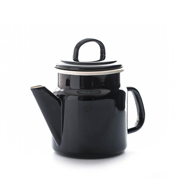Dexam Vintage Home Small Coffeepot 1.2L Black