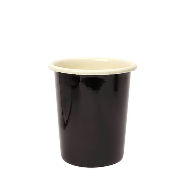 Dexam Vintage Home Beaker 440ml Black