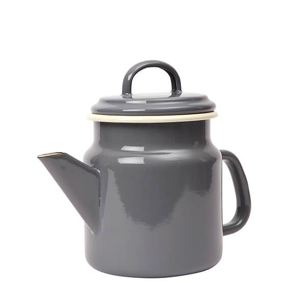 Dexam Vintage Home Coffee Pot Small 1.2L Slate Grey