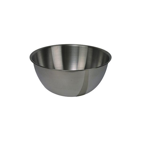 Dexam Stainless Steel Mixing Bowl 2.0 Litre 23cm Diameter