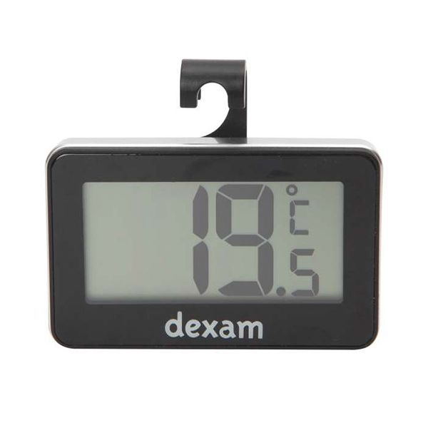 Dexam Digital Fridge Thermometer