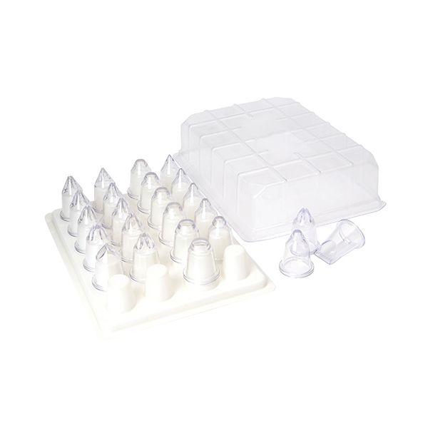 Dexam Set Of 24 Icing Nozzles