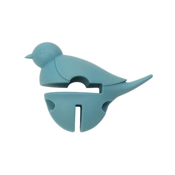 Dexam Little Birds Pot Pals Blue