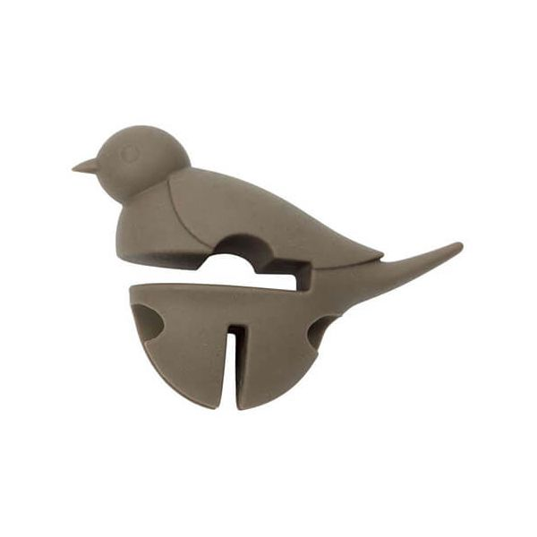 Dexam Little Birds Pot Pals Grey