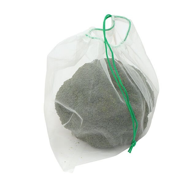 Dexam Set of 5 Reusable Drawstring Mesh Produce Bags