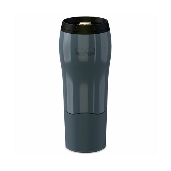 Dexam Mighty Mug Travel Mug 0.47L Charcoal
