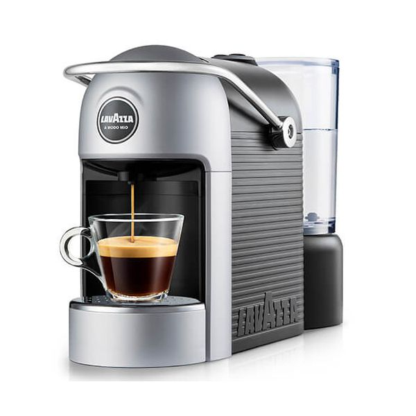 Lavazza Jolie Plus Silver Coffee Machine