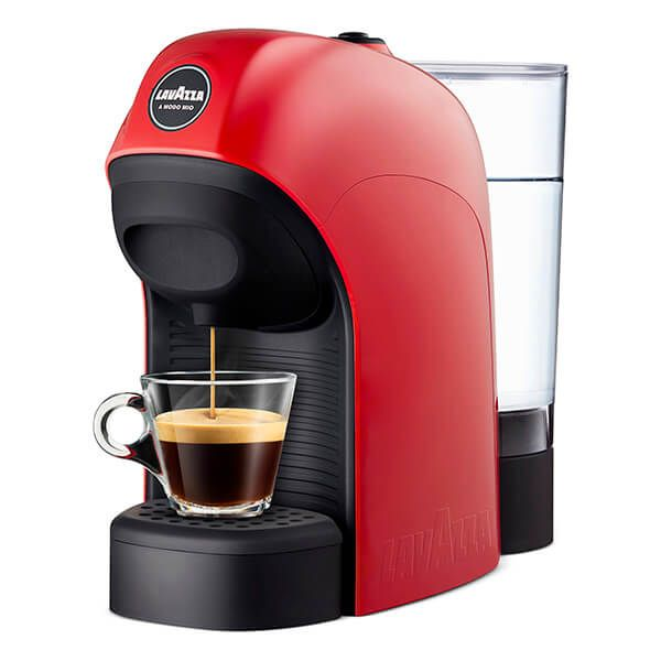 Lavazza Tiny Red Coffee Machine