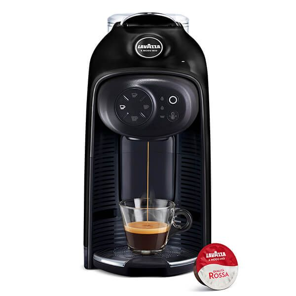 Lavazza Idola Black Coffee Machine